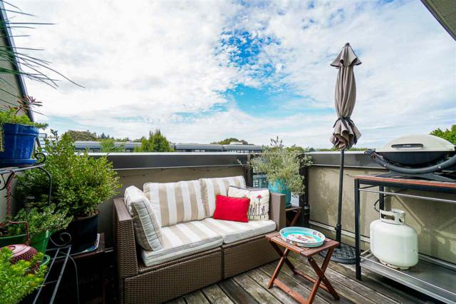 2181 W 12TH Avenue #403, Vancouver, BC V6K 4S8 (#R2349925) :: Vancouver Real Estate