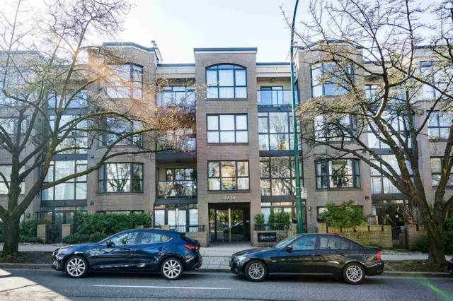 2130 W 12 Avenue #402, Vancouver, BC V6K 2N2 (#R2349932) :: Vancouver Real Estate