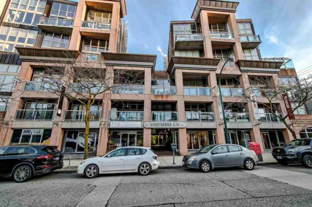 1529 W 6TH Avenue #303, Vancouver, BC V6J 1R1 (#R2349958) :: Vancouver Real Estate