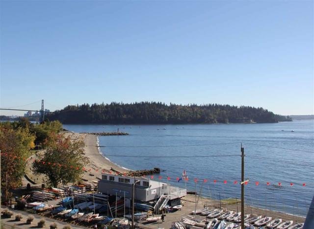 1355 Bellevue Avenue #603, West Vancouver, BC V7T 0B4 (#R2349983) :: Vancouver Real Estate