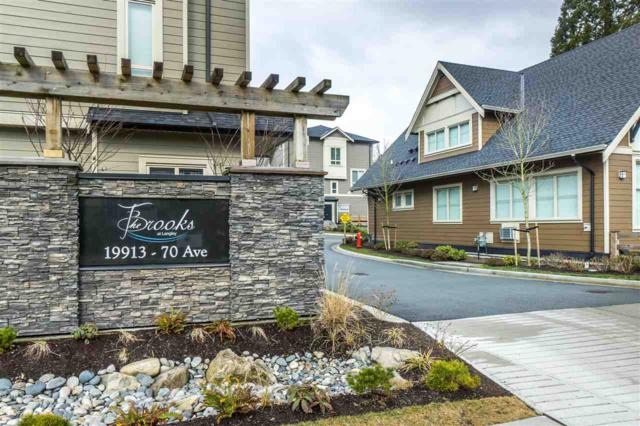 19913 70 Avenue #16, Mission, BC V4S 1A6 (#R2349988) :: TeamW Realty