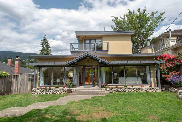 1049 Jefferson Avenue, West Vancouver, BC V7T 2A6 (#R2350046) :: Vancouver Real Estate