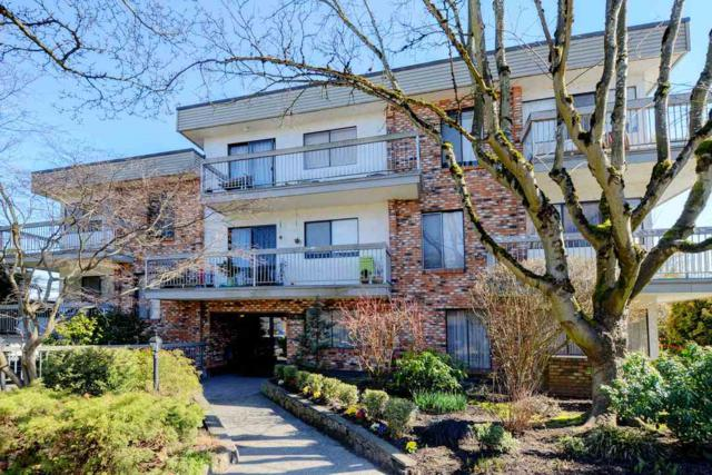2080 Maple Street #209, Vancouver, BC V6J 4P9 (#R2350057) :: Vancouver Real Estate
