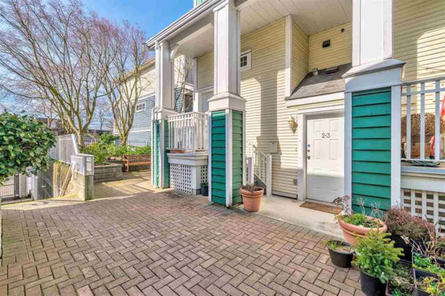 123 Seventh Street #23, New Westminster, BC V3M 6Y2 (#R2350093) :: Vancouver Real Estate