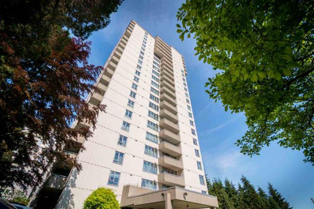 5645 Barker Avenue #906, Burnaby, BC V5H 3Z5 (#R2350221) :: TeamW Realty