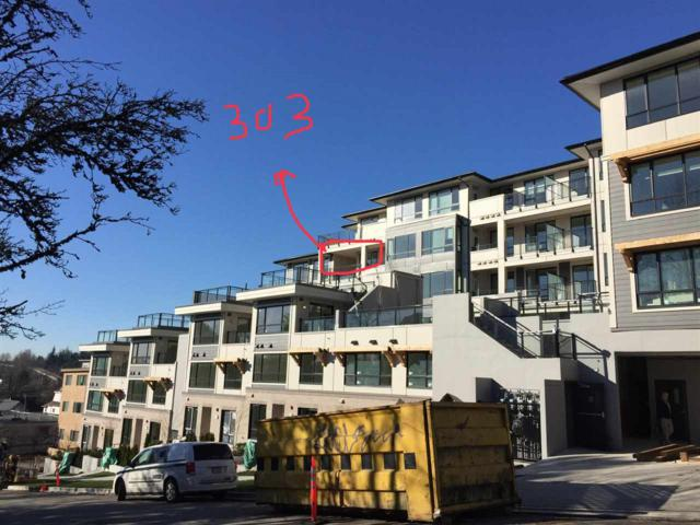 1306 Fifth Avenue #303, New Westminster, BC V3M 0K5 (#R2350330) :: TeamW Realty