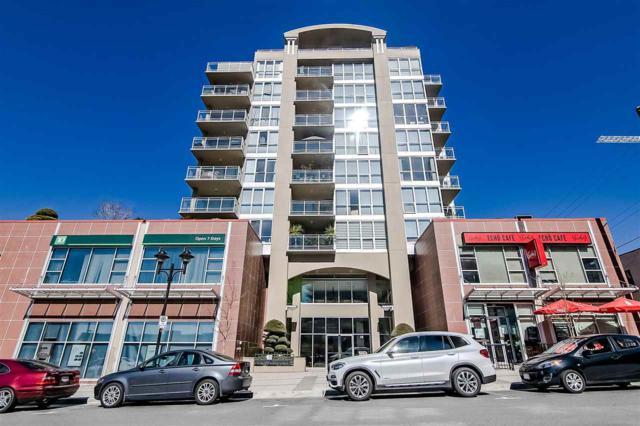 108 E 14TH Street #704, North Vancouver, BC V7L 2N3 (#R2350366) :: TeamW Realty