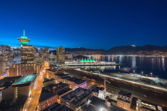 128 W Cordova Street #3303, Vancouver, BC V6B 0E6 (#R2350383) :: TeamW Realty
