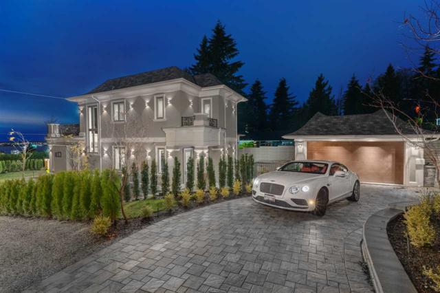 1705 Palmerston Avenue, West Vancouver, BC V7V 2V1 (#R2350412) :: Vancouver Real Estate