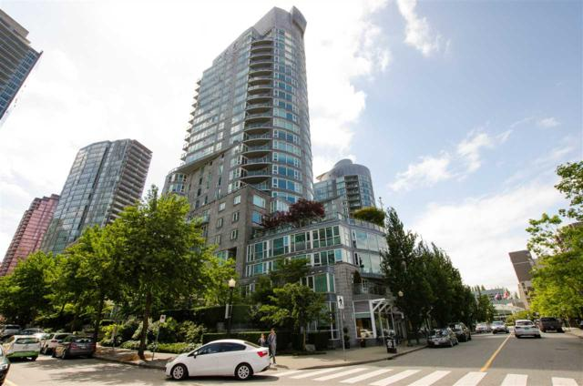 535 Nicola Street #601, Vancouver, BC V6G 3G3 (#R2350500) :: Vancouver Real Estate