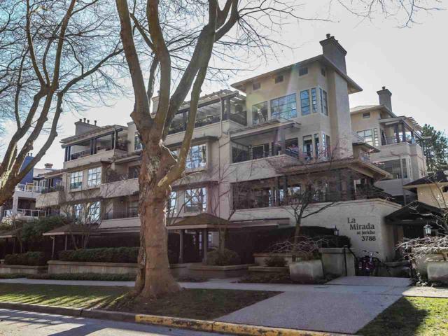 3788 W 8 Avenue #105, Vancouver, BC V6R 1Z3 (#R2350569) :: TeamW Realty