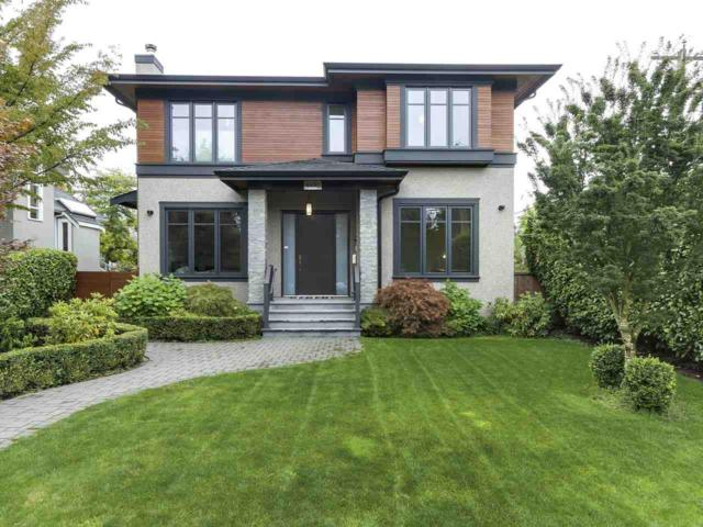 4492 Crown Street, Vancouver, BC V6S 2K5 (#R2350585) :: Vancouver Real Estate