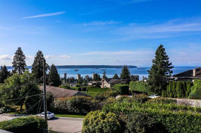 2030 Westdean Crescent, West Vancouver, BC V7V 3Z9 (#R2350654) :: Vancouver Real Estate