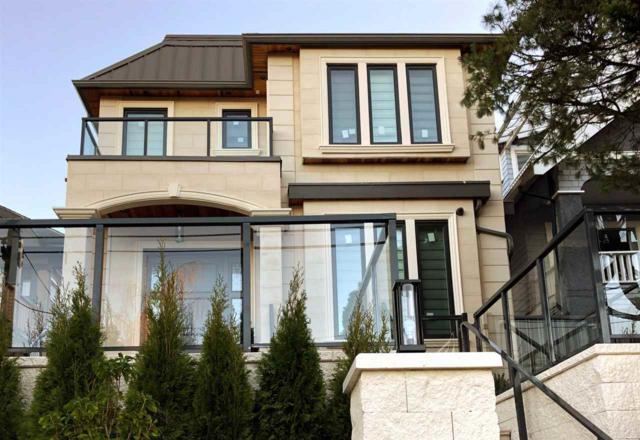 3872 W 10TH Avenue, Vancouver, BC V6R 2G7 (#R2350791) :: TeamW Realty