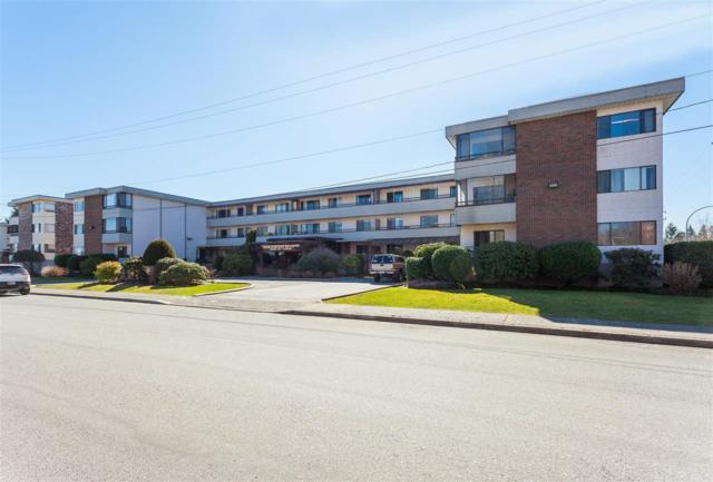 20420 54 Avenue #309, Langley, BC V3A 6N6 (#R2350857) :: TeamW Realty
