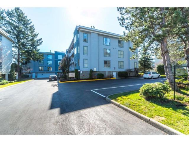 20350 54 Avenue #206, Langley, BC V3A 8J4 (#R2350859) :: TeamW Realty