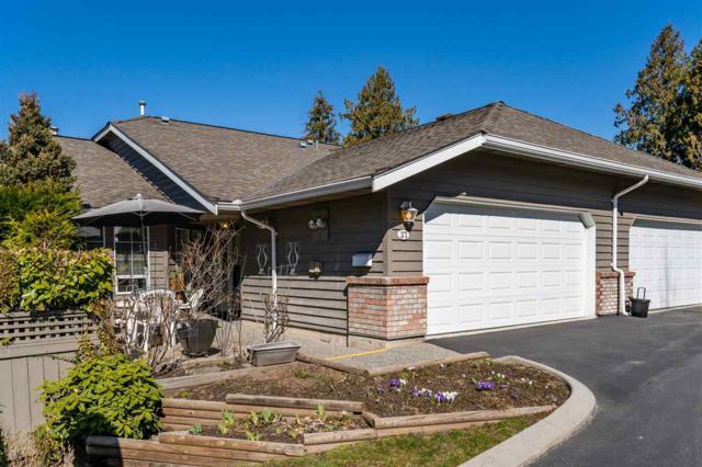 21848 50 Avenue #37, Langley, BC V3A 8A9 (#R2350873) :: Premiere Property Marketing Team