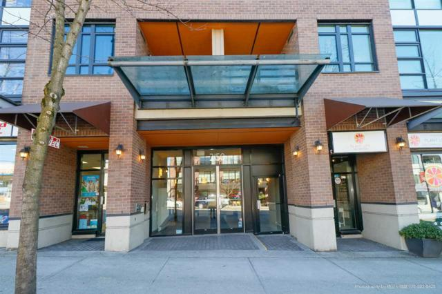 2150 E Hastings Street #221, Vancouver, BC V5L 0A5 (#R2350877) :: TeamW Realty