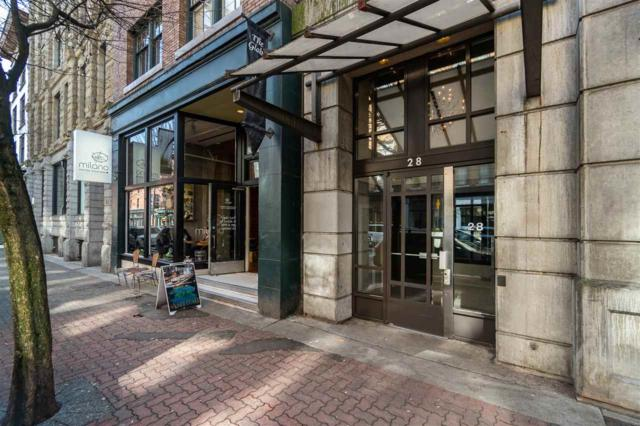 28 Powell Street #403, Vancouver, BC V6A 1E7 (#R2350973) :: Vancouver Real Estate