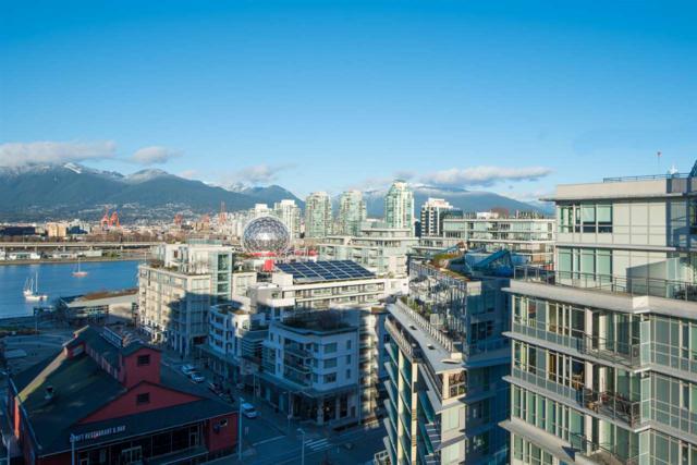 1783 Manitoba Street #1601, Vancouver, BC V5Y 0K1 (#R2350975) :: Vancouver Real Estate