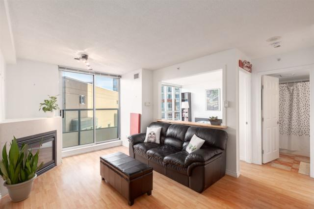 63 Keefer Place #606, Vancouver, BC V6B 6N6 (#R2351043) :: Vancouver Real Estate