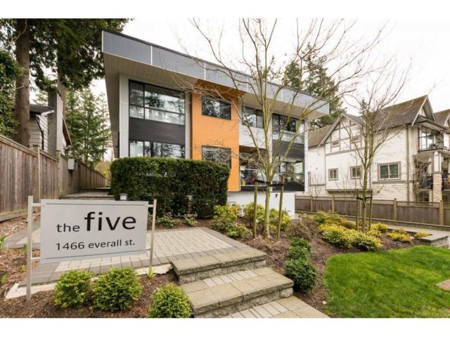 1466 Everall Street #3, White Rock, BC V4B 3S8 (#R2351081) :: Premiere Property Marketing Team