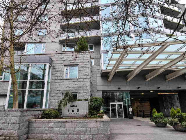 560 Cardero Street #1601, Vancouver, BC V6G 3E9 (#R2351091) :: Vancouver Real Estate