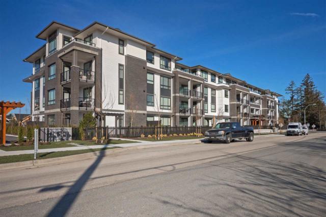 22087 49 Avenue #209, Langley, BC V3A 0K4 (#R2351154) :: Premiere Property Marketing Team