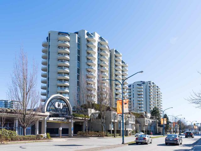 6080 Minoru Boulevard #904, Richmond, BC V6Y 4A7 (#R2351207) :: Vancouver Real Estate