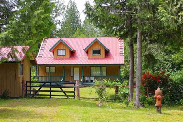 16445 Timberline Road, Pender Harbour, BC V0N 2H4 (#R2351274) :: RE/MAX City Realty