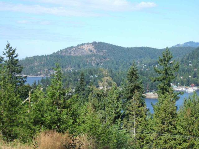 Lot 16 Cecil Hill Road, Madeira Park, BC V0N 2H0 (#R2351331) :: TeamW Realty