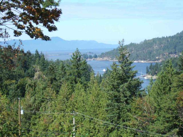 LOT 15 Cecil Hill Road, Madeira Park, BC V0N 2H0 (#R2351391) :: TeamW Realty