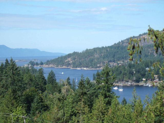 LOT 14 Cecil Hill Road, Madeira Park, BC V0N 2H0 (#R2351398) :: TeamW Realty