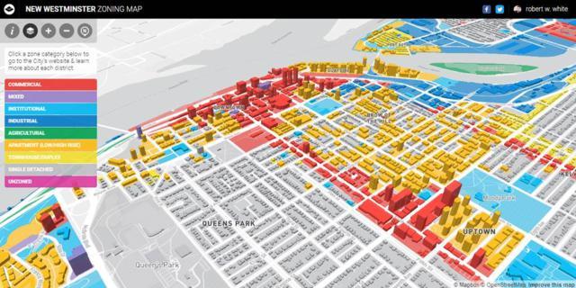 531 Fourteenth Street, New Westminster, BC V3M 4P1 (#R2351399) :: TeamW Realty