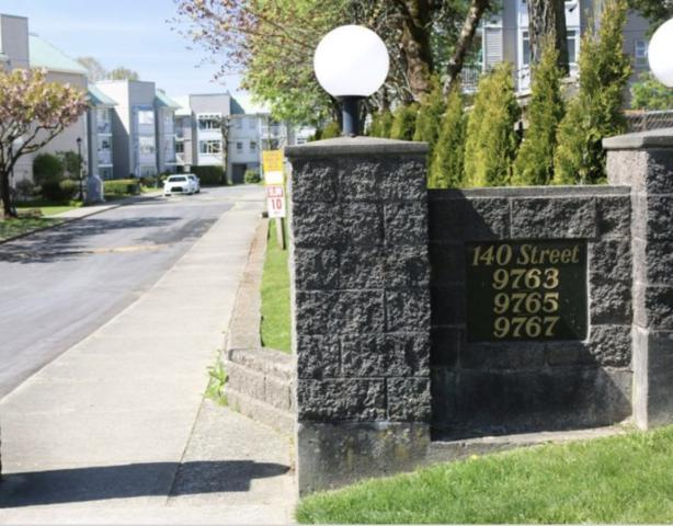 9763 140 Street #312, Surrey, BC V3T 4M4 (#R2351406) :: Premiere Property Marketing Team