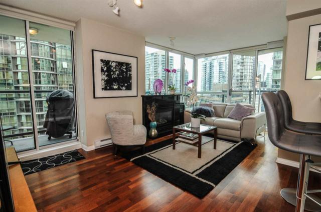 1328 W Pender Street #1807, Vancouver, BC V6E 4T1 (#R2351415) :: Vancouver Real Estate