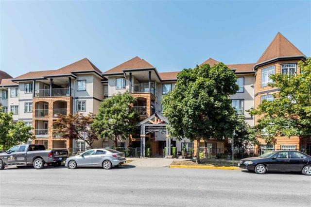 12207 224 Street #312, Maple Ridge, BC V2X 6B9 (#R2351436) :: TeamW Realty