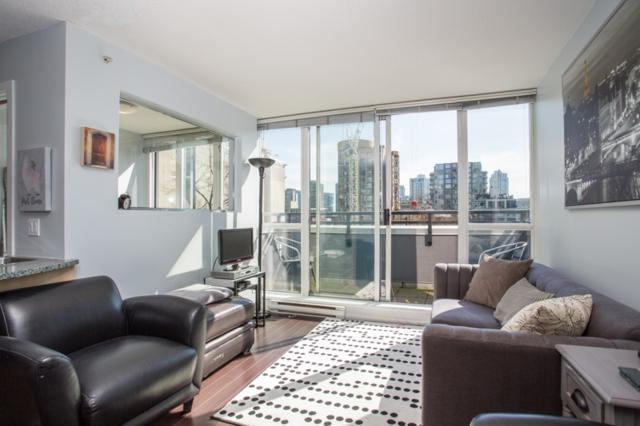 1155 Seymour Street #304, Vancouver, BC V6B 1K2 (#R2351451) :: Premiere Property Marketing Team