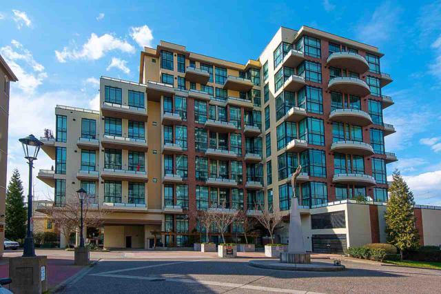 10 Renaissance Square #510, New Westminster, BC V3M 7B1 (#R2351459) :: Homes Fraser Valley