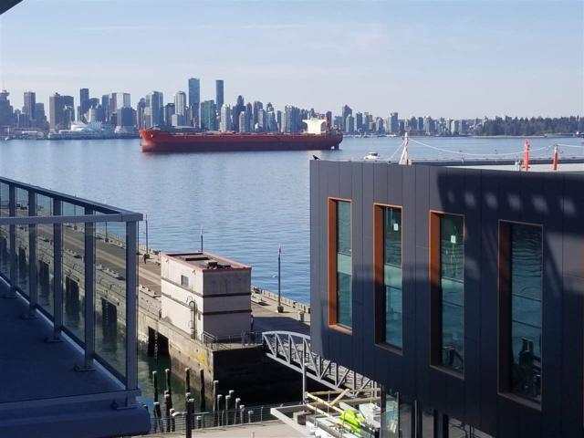 175 Victory Ship Way #608, North Vancouver, BC V7L 0G1 (#R2351574) :: TeamW Realty