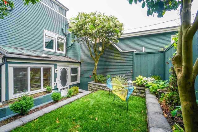 2682 W 8TH Avenue #1, Vancouver, BC V6K 2B6 (#R2351599) :: TeamW Realty