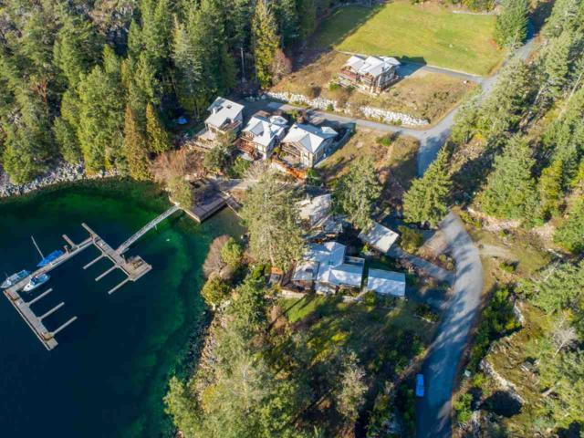 Lot 22 Pinehaven Way, Pender Harbour, BC V0N 1S1 (#R2352391) :: RE/MAX City Realty