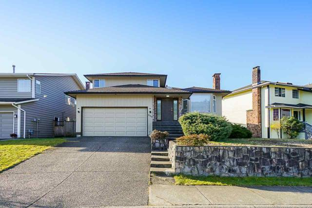 669 26TH Crescent, North Vancouver, BC V7N 4J7 (#R2352928) :: TeamW Realty