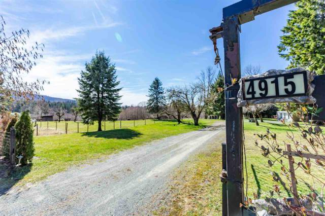 4915 Sumas Mountain Road, Abbotsford, BC V3G 3C1 (#R2353641) :: TeamW Realty