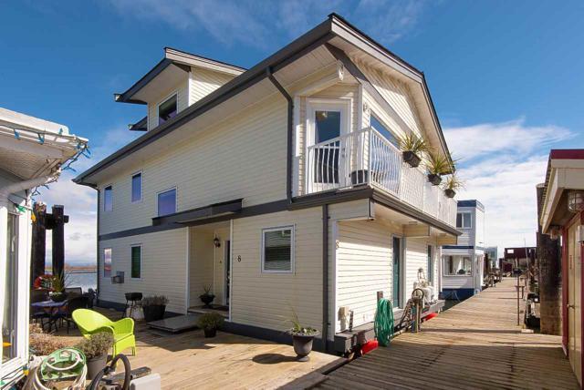 3871 River Road #8, Ladner, BC V4K 3N2 (#R2355789) :: TeamW Realty