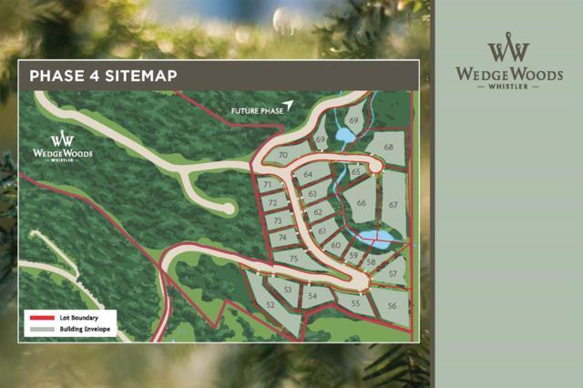 9236 Wedgemount Plateau Drive, Whistler, BC V8E 1M1 (#R2356117) :: Royal LePage West Real Estate Services
