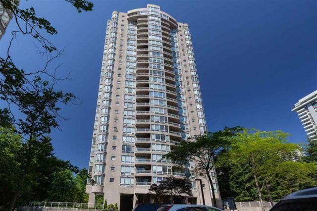 9603 Manchester Drive #901, Burnaby, BC V3N 4Y7 (#R2356160) :: TeamW Realty