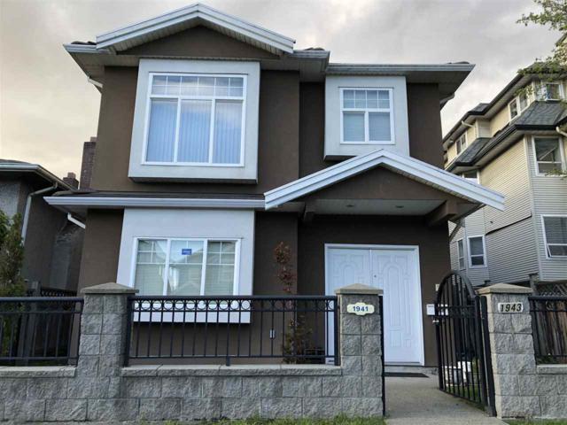 1943 E 12TH Avenue, Vancouver, BC V5N 2A6 (#R2356961) :: Vancouver Real Estate