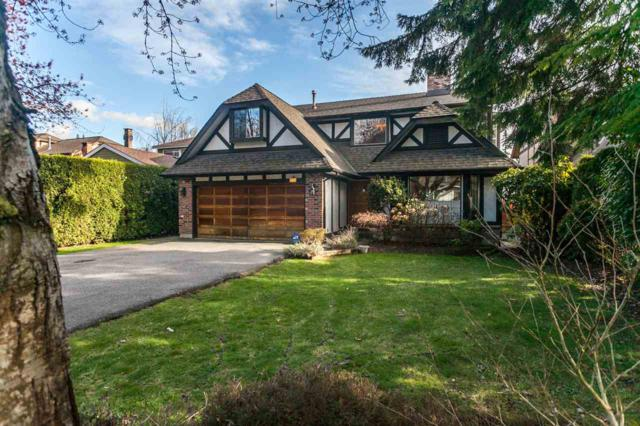 3887 Brockton Crescent, North Vancouver, BC V7G 2L6 (#R2357600) :: TeamW Realty