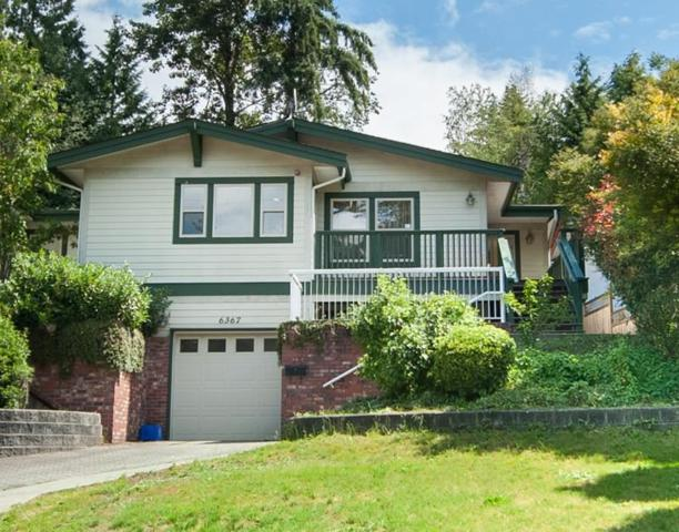 6367 Marine Drive, Burnaby, BC V3N 2Y5 (#R2358061) :: Vancouver Real Estate